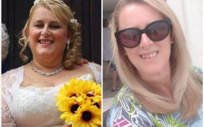 Claire loses 6 stone in 18 months!